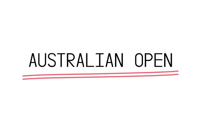 Artwork for Australian Open