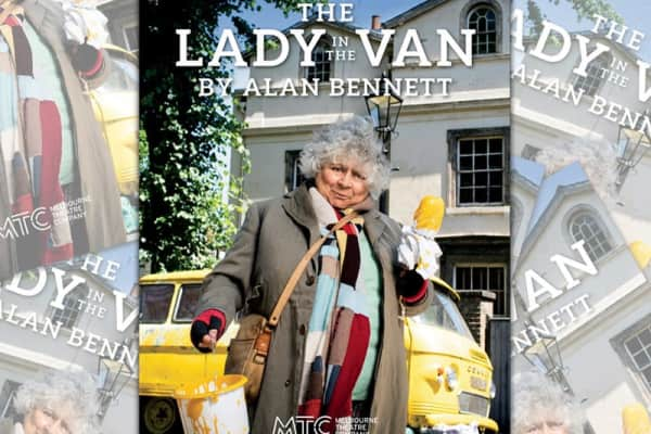 Artwork for The Lady in the Van programme