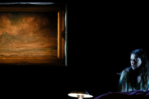 Grace Cummings as Charlotte in Berlin. Photo: Jeff Busby