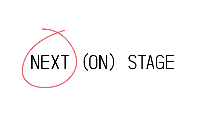 Artwork for NEXT (ON) STAGE