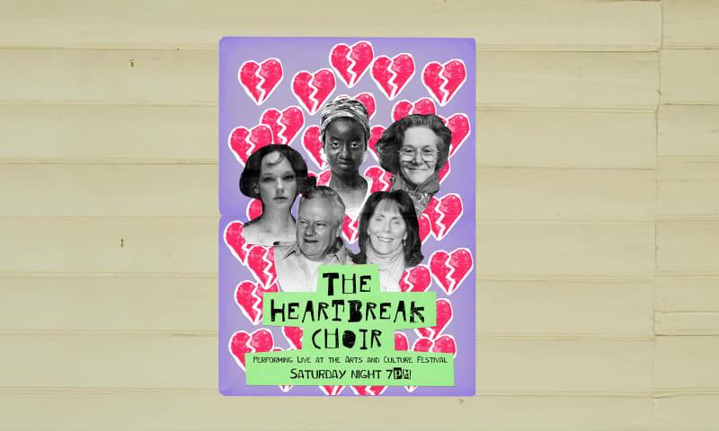Artwork for The Heartbreak Choir