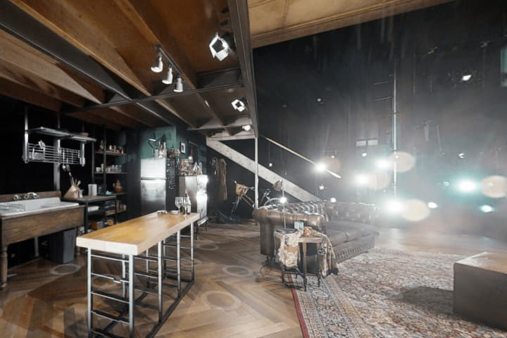 Artwork for Berlin Set Design Virtual Tour