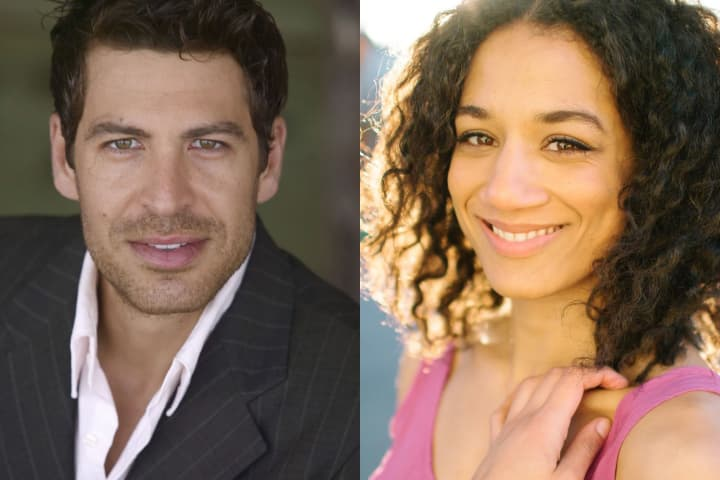 Don Hany and Naomi Rukavina. Headshots supplied.
