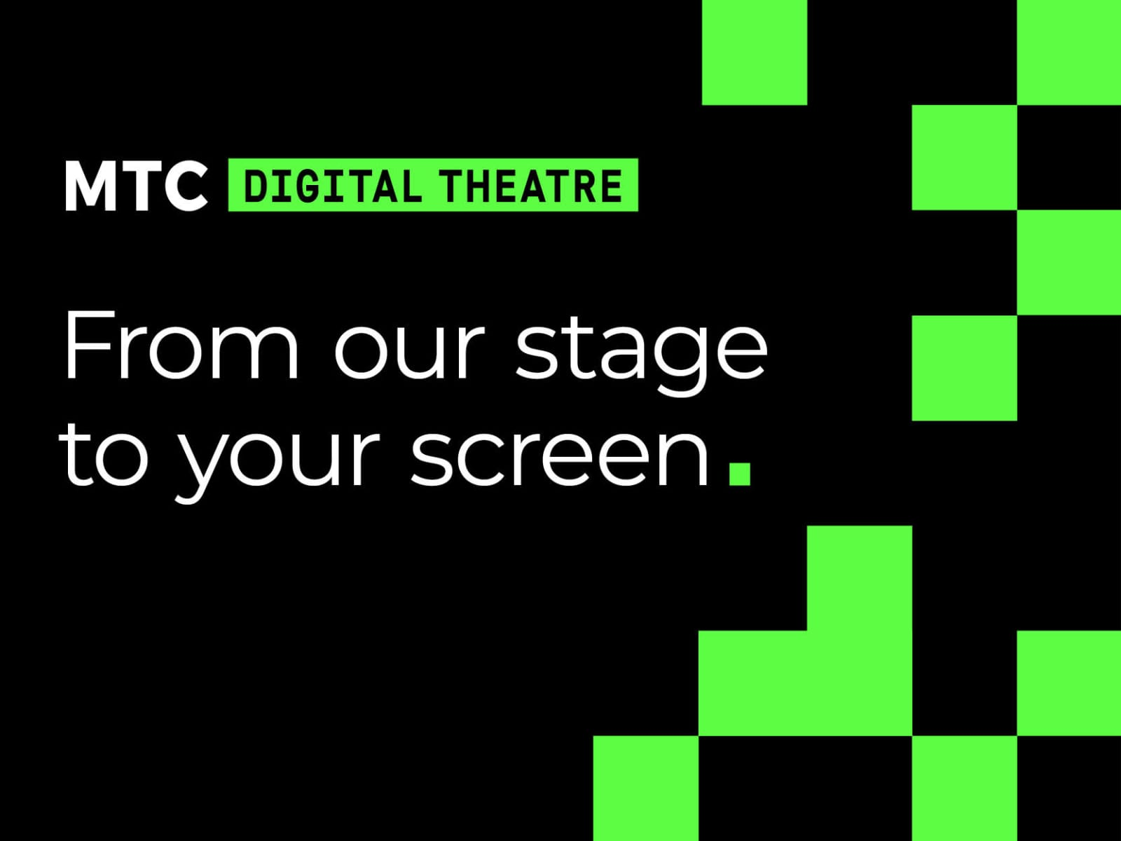 Artwork for MTC Digital Theatre