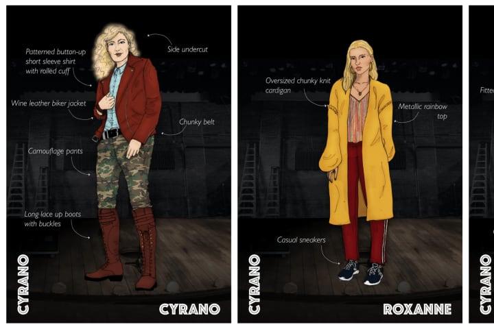 Artwork for Costuming Cyrano