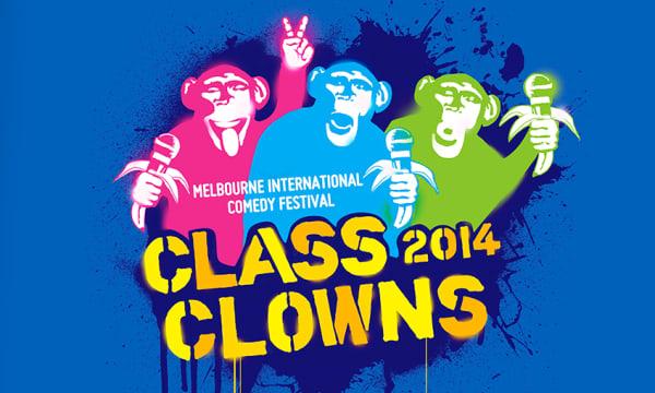 Artwork for Class Clowns 2014 - VIC State Final