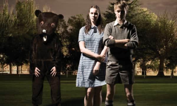 Artwork for Apocalypse Bear Trilogy