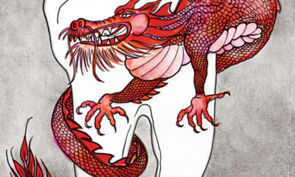 Artwork for The Golden Dragon