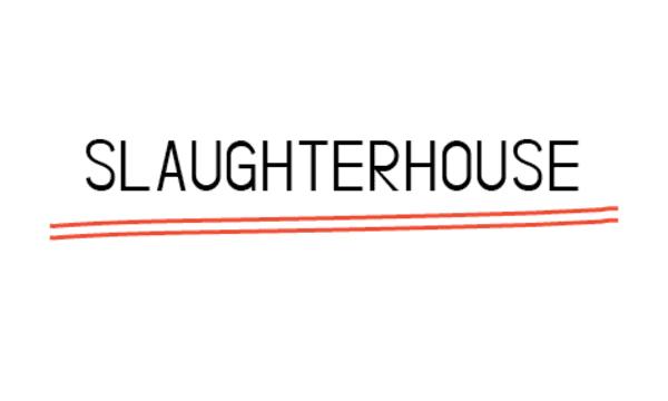 Artwork for Slaughterhouse