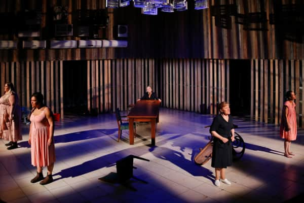 Artwork for Gallery | The House of Bernarda Alba on stage
