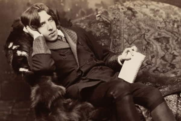 Artwork for Feature | Oscar Wilde, saint or sinner?
