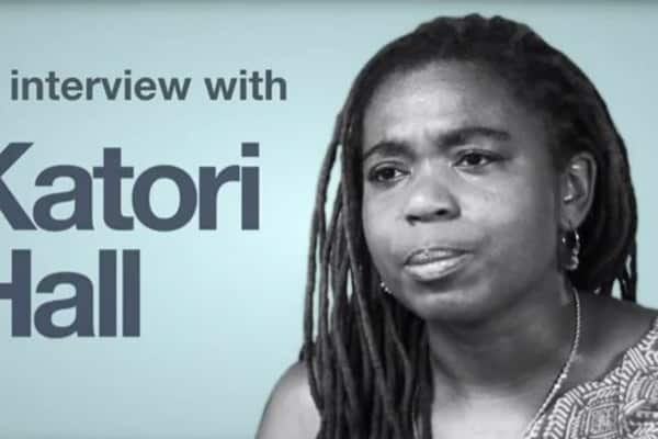Artwork for Video: Katori Hall interview