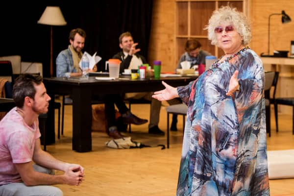 Artwork for MTC Talks | Interview with Miriam Margolyes