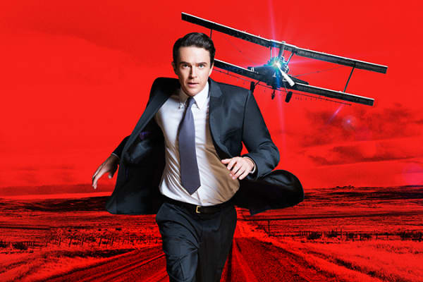 Matt Day stars in North by Northwest