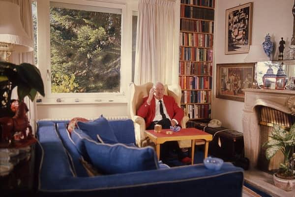 Artwork for Timeline   Noël Coward – The Master