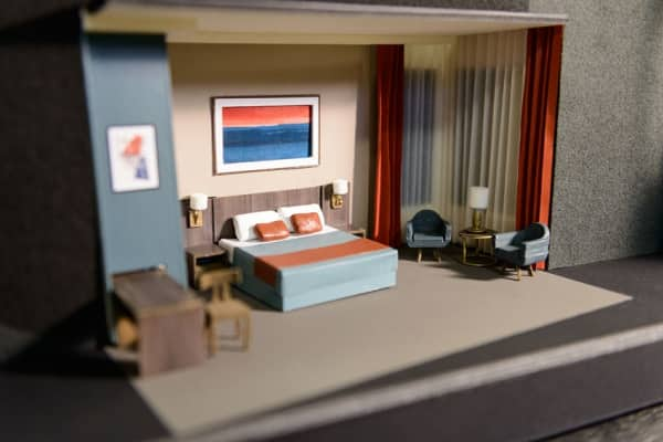Artwork for Feature | Andrew Bailey on Wild's set design