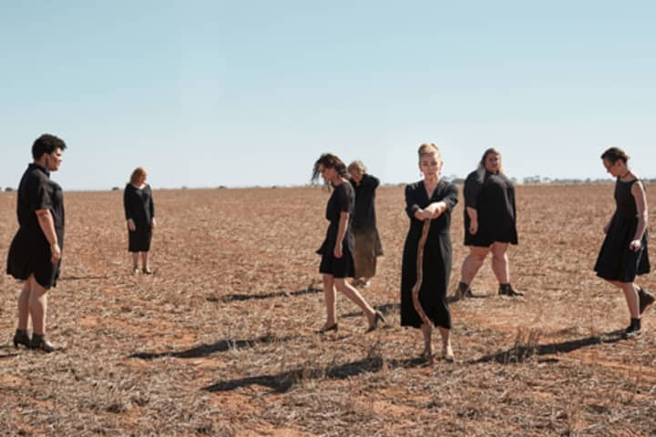 Artwork for Video | Meet the Bernarda Alba team