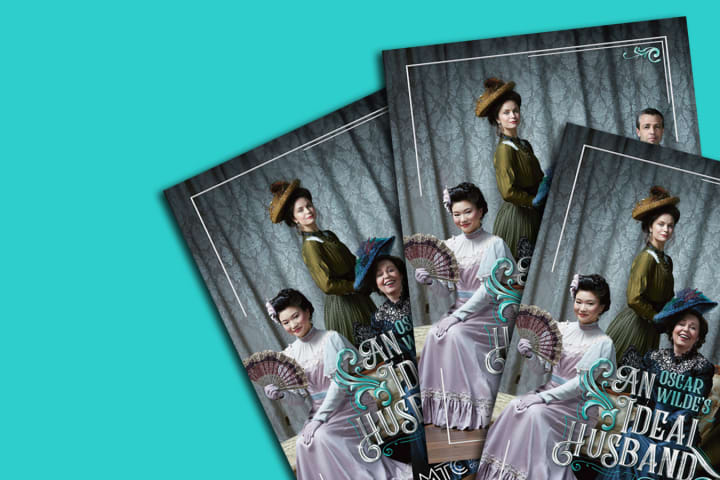 Artwork for Programme | An Ideal Husband