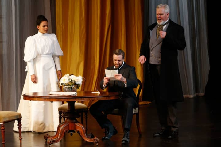 Artwork for Gallery | An Ideal Husband on stage