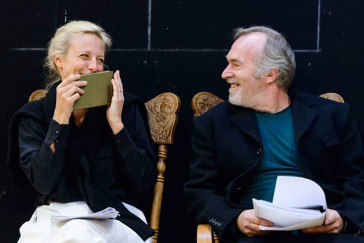 Artwork for Gallery | A Doll's House, Part 2 in rehearsal