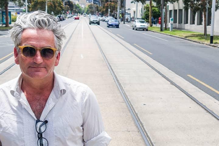 Playwright Aidan Fennessy