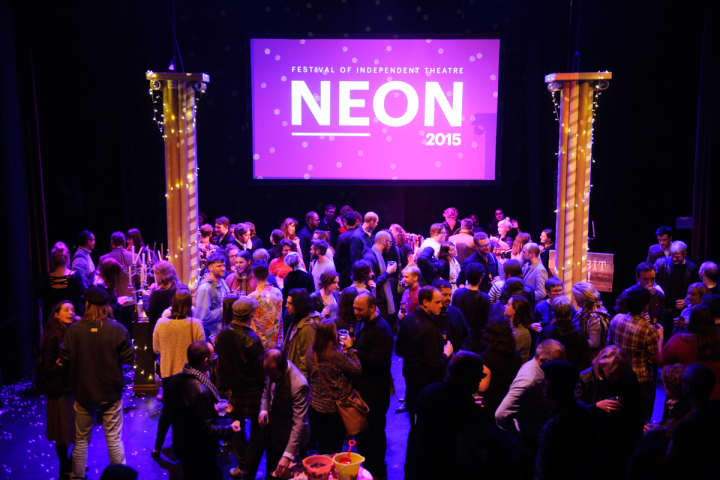 Artwork for NEON 2015 Concludes