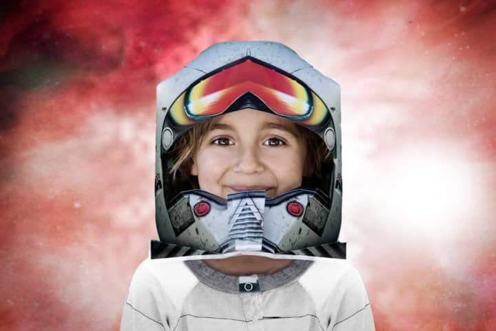 Artwork for Activity l Make a Paper Space Helmet