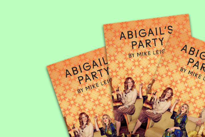 Abigail's Party programmes