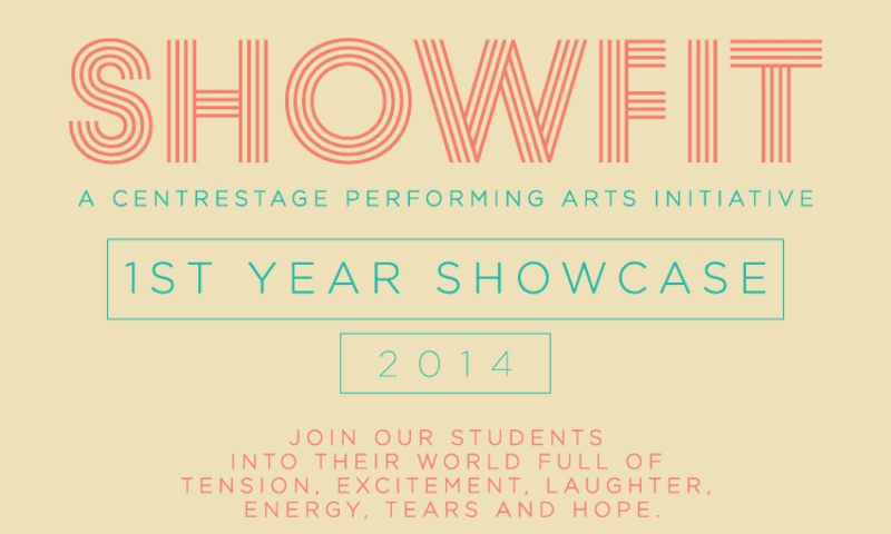 Showfit First Year Showcase