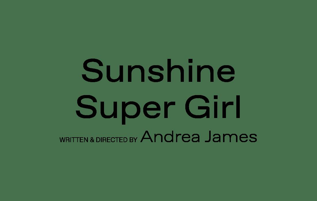 Sunshine Super Girl
