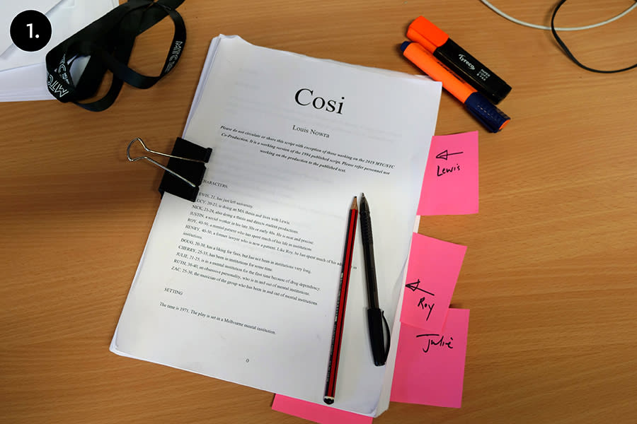COSI images