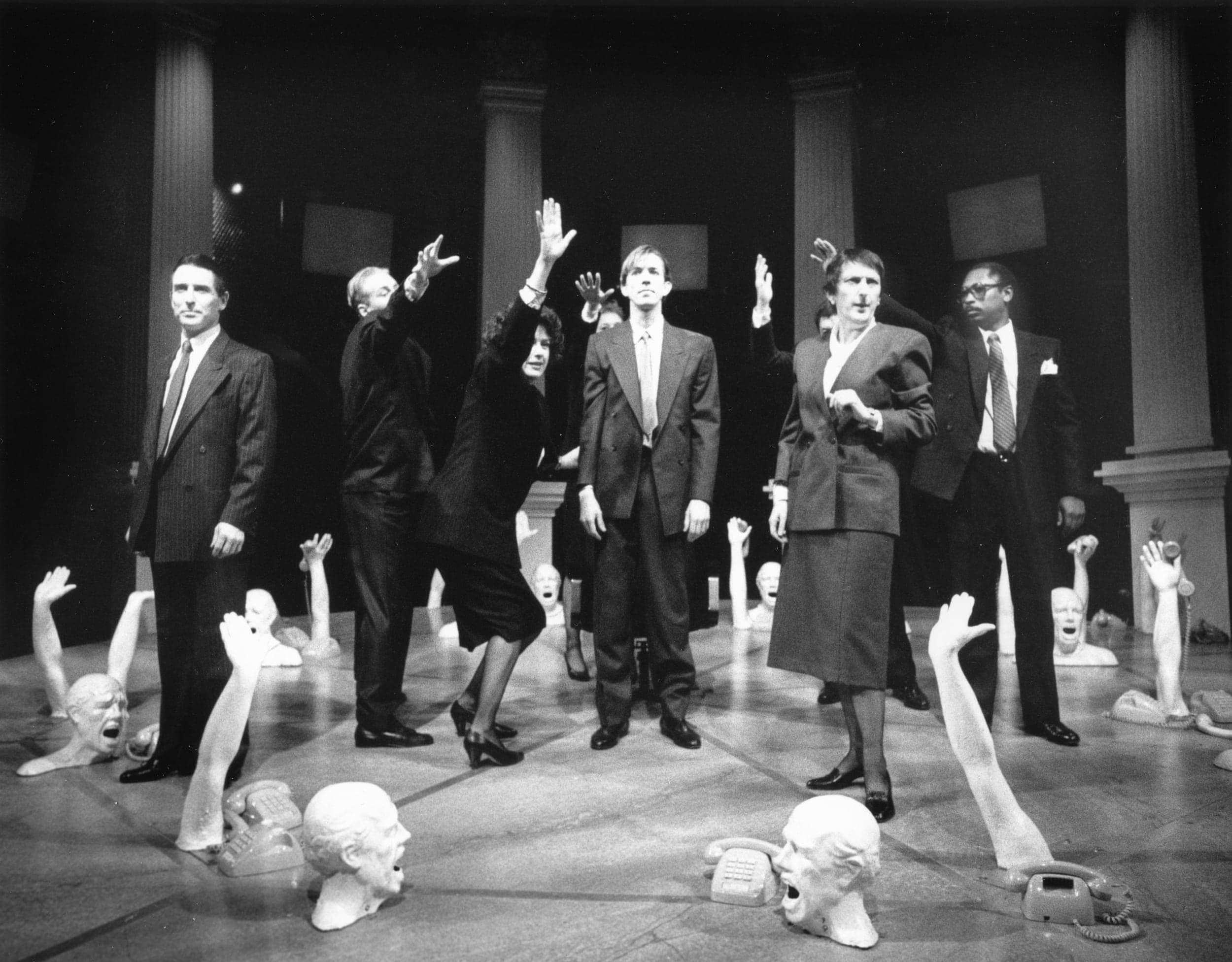 B_W_Serious_Money_-_John_McTernan_Richard_Roxb_Belinda_Davey_Robert_Mezies_Kerry_Walker_Ronald_Arthur_banks.jpg