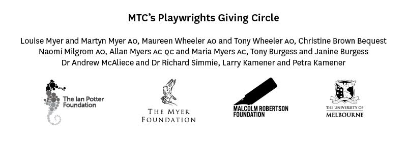 Playwrights Giving Circle
