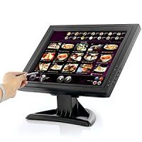 15 Inch POS Touch Screen LCD Monitor