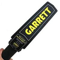 Hand Held Metal Detector Garrett V