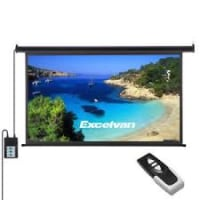 84″X 84″ Electric projector screen