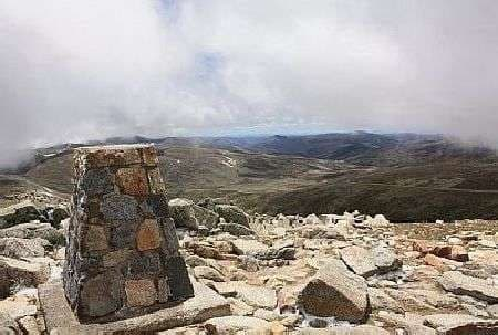 Highest point of Australia