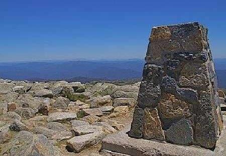 Mt Kosciuszko highest point