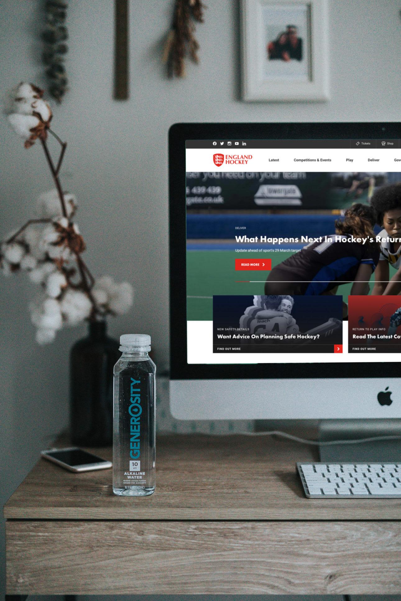 England Hockey Website Home