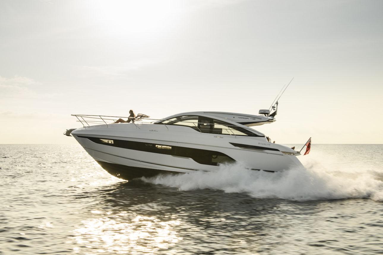 Fairline yachts 2 070421