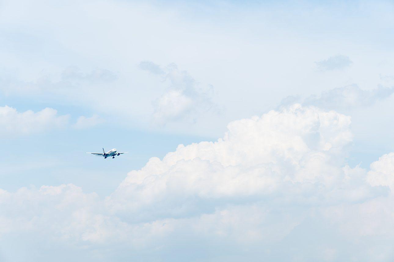 Plane branding