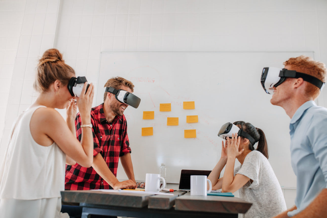 Virtual reality opportunities