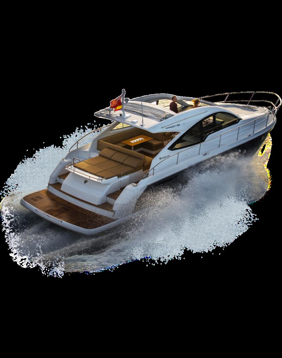 Fairline Yacht