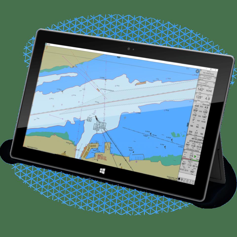 Sea Tab Portable Tablet