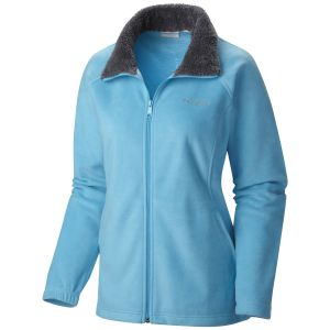 Women's Columbia Dotswarm II Fleece Full Zip Midlayer Jacket