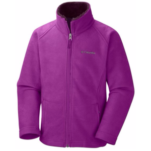 Girls Columbia Dotswarm Fleece Jacket