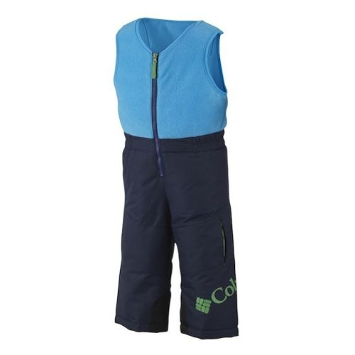 Columbia Boys Toddler Set (Bib only)