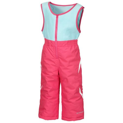 Columbia Girls Toddler Set (Bib only)
