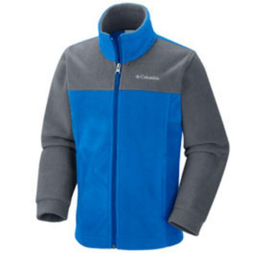 Boys Columbia Dotswarm Fleece Jacket