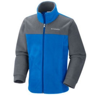 Boys Columbia Dotswarm Fleece Jacket